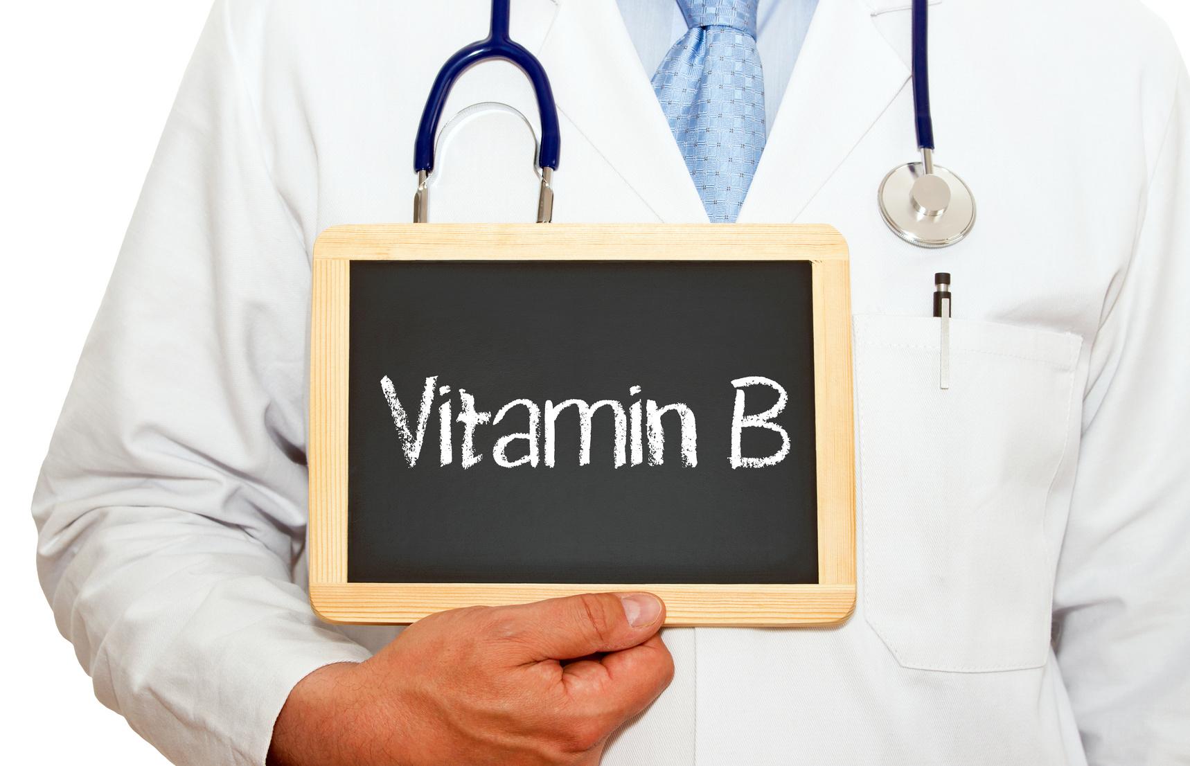 Vitamin-B-Mangel ist eine häufige Ursache für das Entstehen von chronischer Erschöpfung
