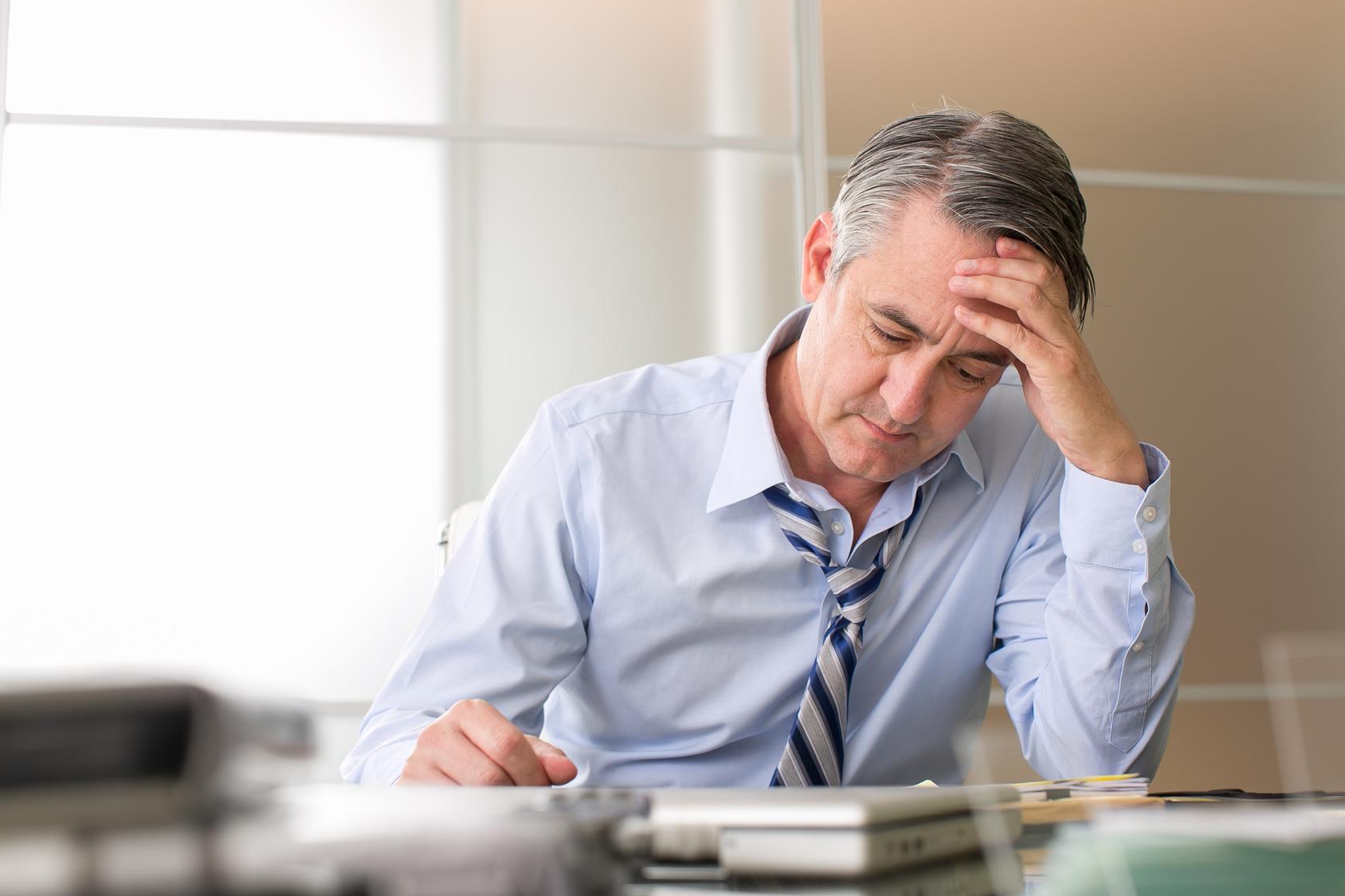 Chronische Erschöpfung in Verbindung mit Schmerzen und Depressionen ist weit verbreitet.